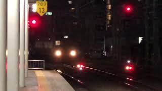 鹿児島本線813系+817型快速列車