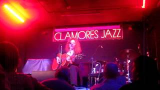 Dayna Kurtz - Not the Only Fool in Town (Live @ Clamores, 1/11/2012, Madrid)