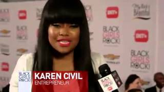 BLACK GIRLS ROCK EXCLUSIVE: RED CARPET RUNDOWN