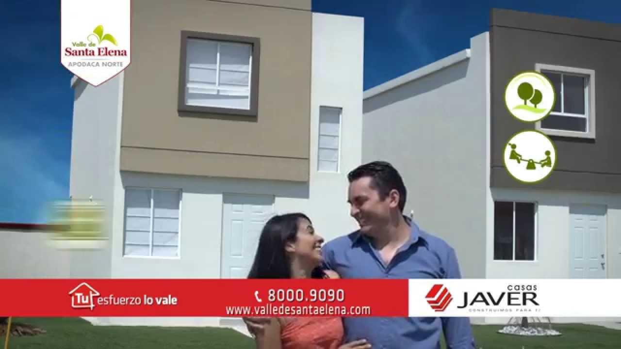 Valle de santa elena casas javer n l youtube - Casas en llica de vall ...