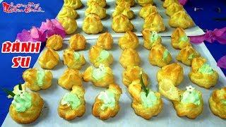 Bánh Su Đông Đá Thơm Ngon Mát Lạnh Với Cách Làm Đơn Giản Tại Nhà   NKGĐ