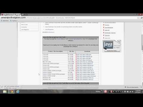 java platform se binary download free
