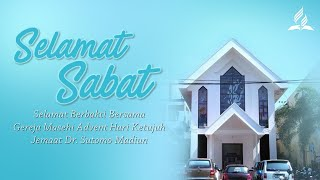 Ibadah Hari Sabat 18 September 2021 Gmahk Jemaat Dr Sutomo Madiun
