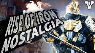 RoI Launch Nostalgia | Destiny (Rise of Iron)
