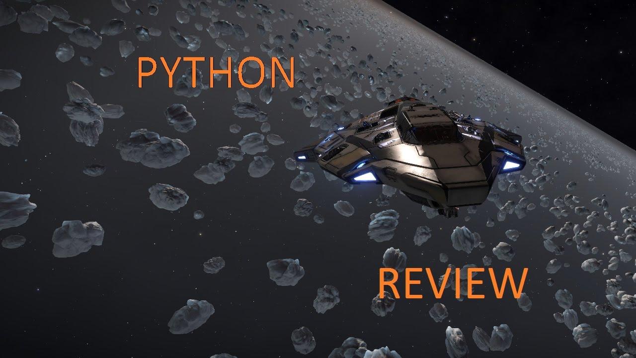 Elite: Dangerous Python review Download video - get video
