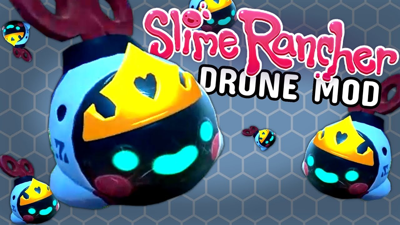INFINITE DRONES! - Slime Rancher Drone Update