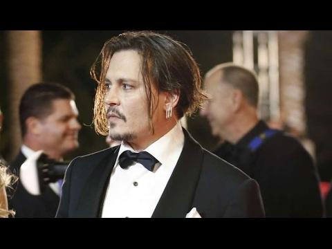 Johnny Depp aseguran que está en su peor momento y al borde de una crisis