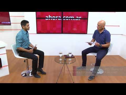 AHORA TV | Entrevista a José Herrera