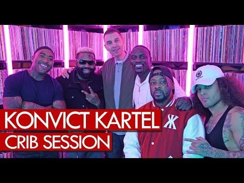 Akon, Demarco, Konvict Kartel - Westwood Crib Session