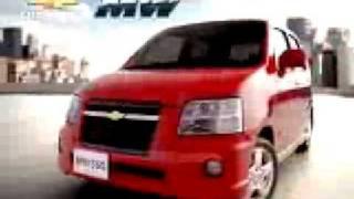 Chevrolet MW - 2009 (cm) 谷村奈南 動画 16