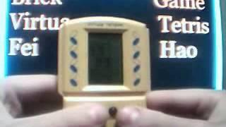 023 - Brick game - virtua tetris part 2