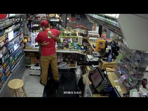 Robbery at Express Mart Asheboro NC