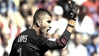 Anthony Lopes, un gardien hors-pair