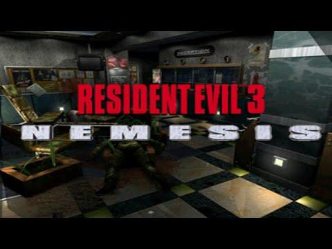 Resident Evil 3 : Rebecca And Billy Coen - Hardcore + Randomizer [ PLAYSTATION MOD ]