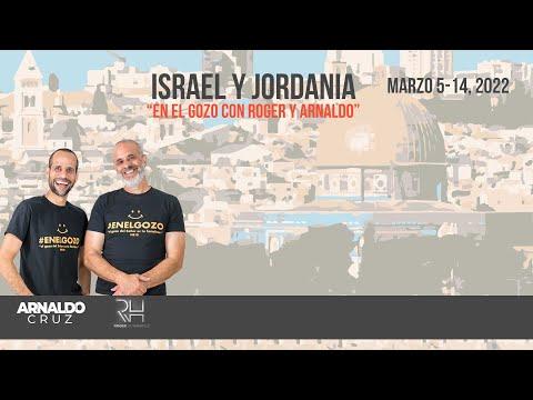 Viaje A Israel Y Jordania Con Roger Y Arnaldo