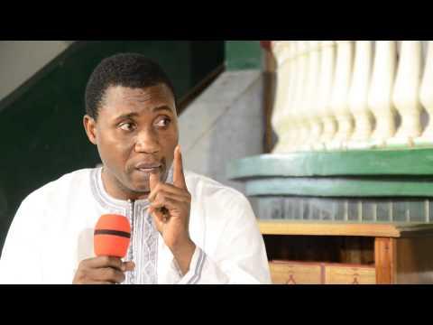 Plateau Arabe Mars 2015 : Présenteur Souleymane Diaw invité Oustaz Babacar Aidara