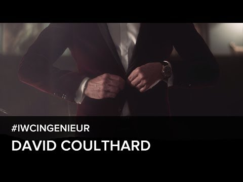 IWC Ingenieur Collection - David Coulthard