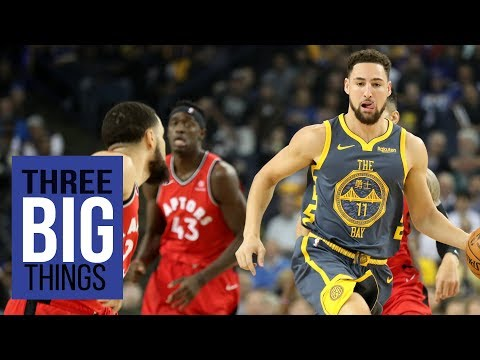 3 Big Things: Looking At Big Picture After Raptors Rout Warriors