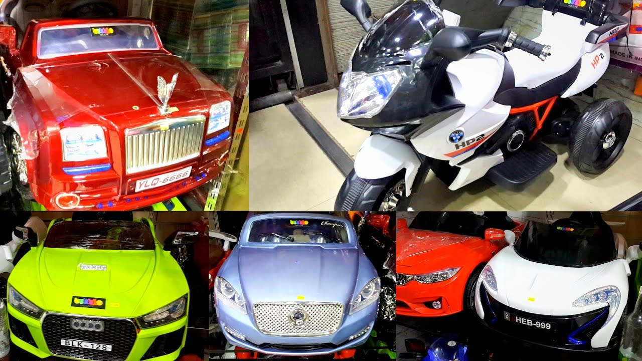 New Sports Bikes Cars For Kids Battery Operated Vehicles