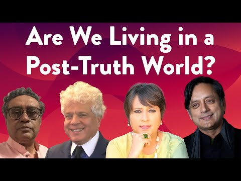 #ZeeJLF2017: Final Debate - We Are Living in a Post-Truth Wo