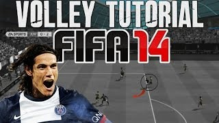 FIFA 14 Tutorials & Tips | How to Volley + Improving Efficiency (Steps) | Best FIFA Guide