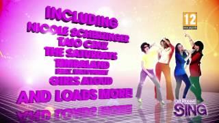 Everyone Sing Songs Trailer
