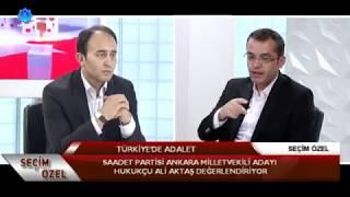 FETÖ Davalarına Ali Aktaş'tan Çözüm Önerisi !..