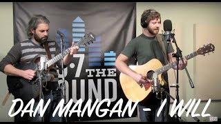 Dan Mangan - I Will  (acoustic Beatles cover)