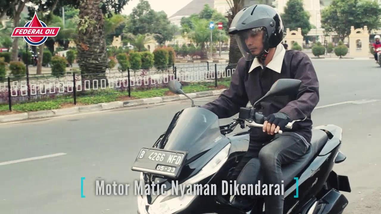 Mengenal Keunggulan Motor Matic