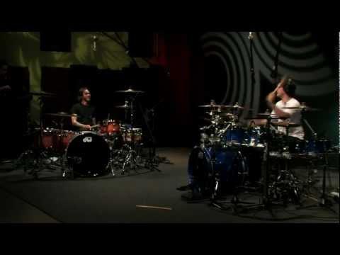 Cobus - Angels & Airwaves - Heaven (Drum Duet Cover with Atom Willard)