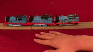 There was another time of Thomas toys!🤯