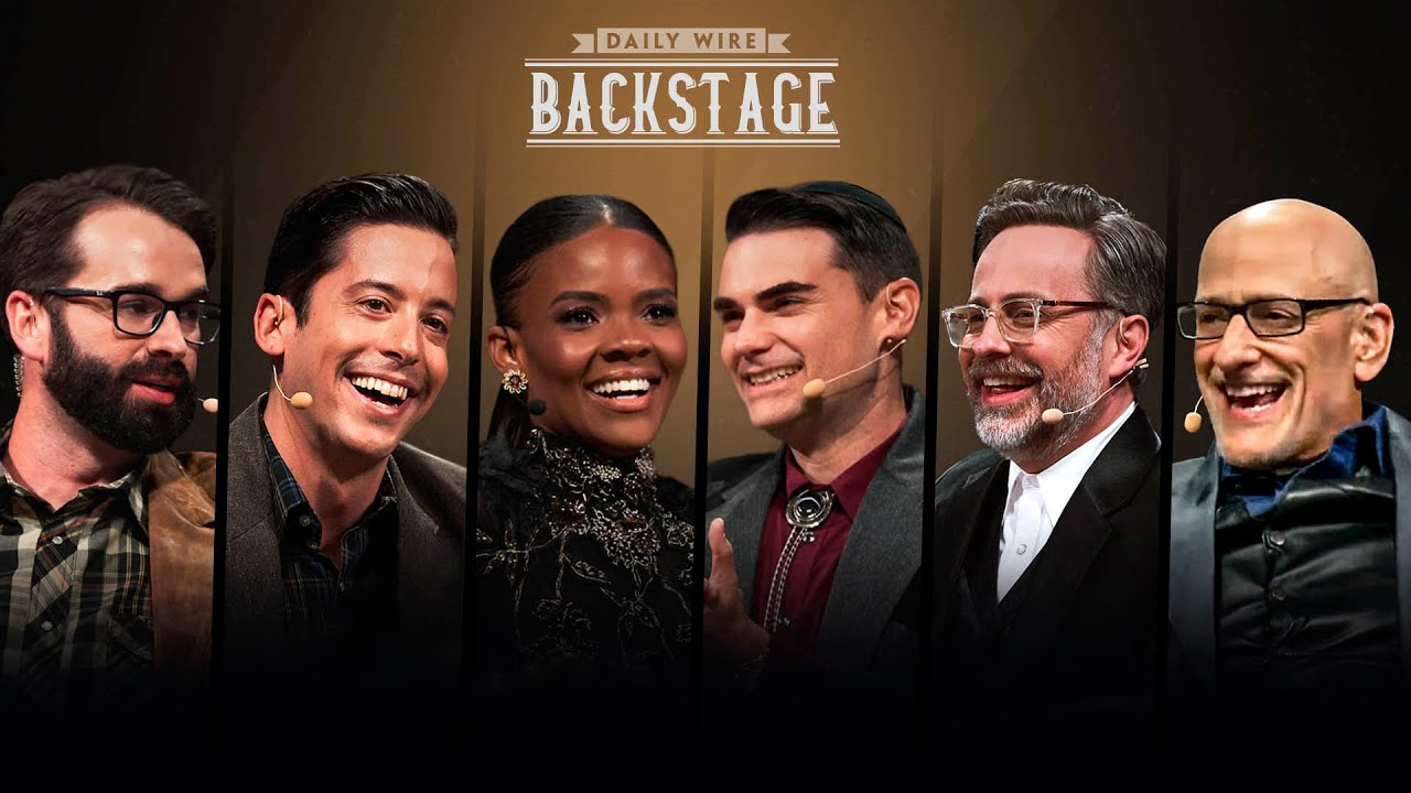 Download Daily Wire Backstage: Live at the Ryman