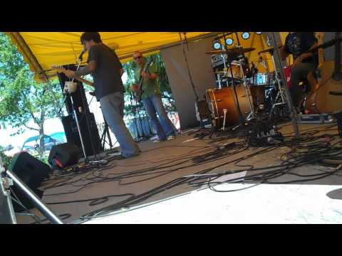 robert brown band - farmest450 2012