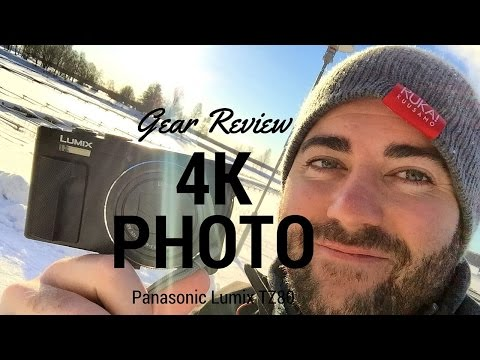 Panasonic LUMIX TZ80 4K Photography camera Travel Gear Review