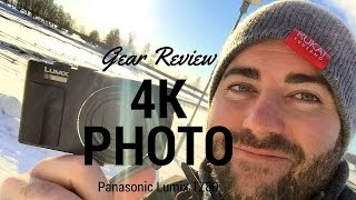 Panasonic LUMIX TZ80 4K Photography camera Travel Gear Review
