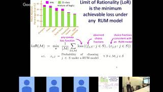 The Limit of Rationality in Choice Modeling