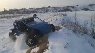 видео: БАГГИ- Полный привод