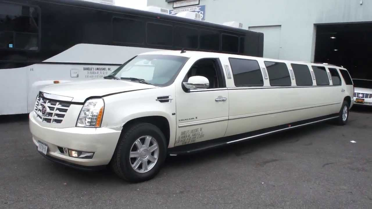 2007 Cadillac Escalade Limo Limousine For Sale 20