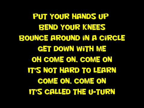 Usher - U-Turn (LYRICS ON SCREEN)