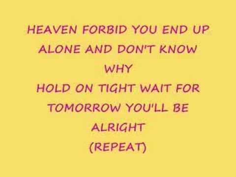 The Fray-Heaven Forbid w/ lyrics mp3