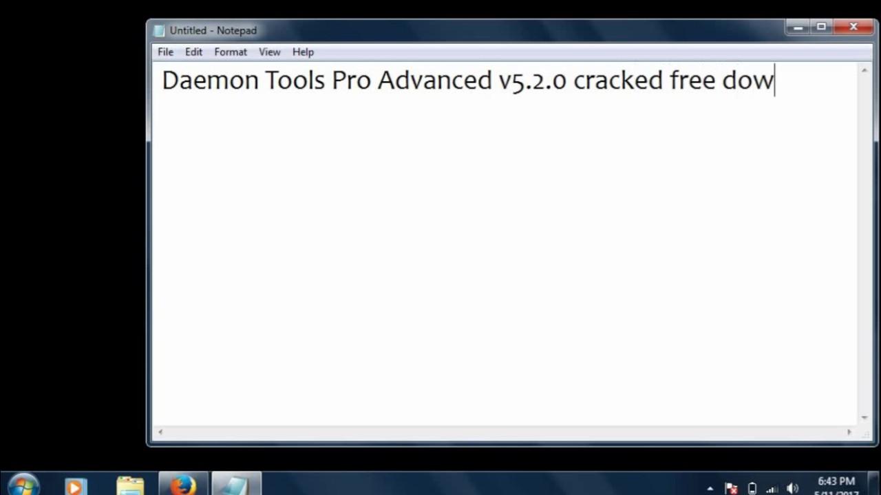 daemon tools lite v5.0.1