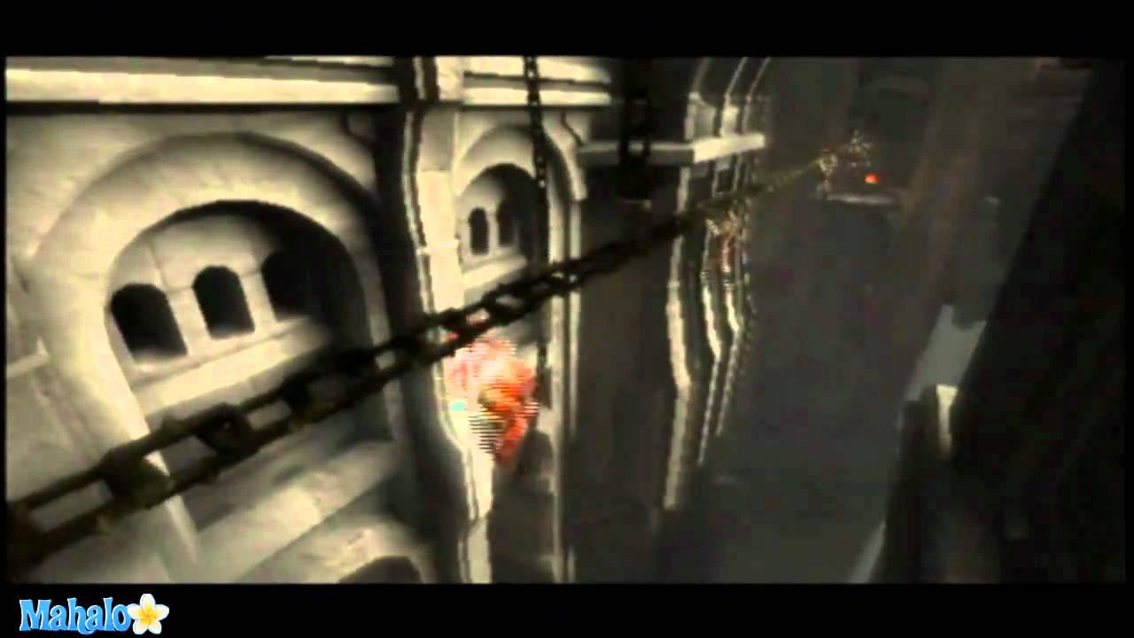 God of War: Ghost of Sparta Walkthrough - Level 34 - Temple of ...