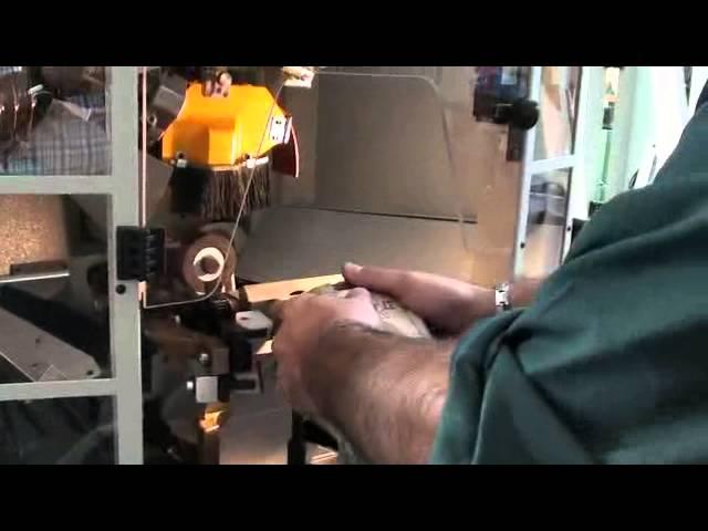 Shoe Machinery - Roughing machine for shoe bottom CD1/TS MOLINAeBIANCHI