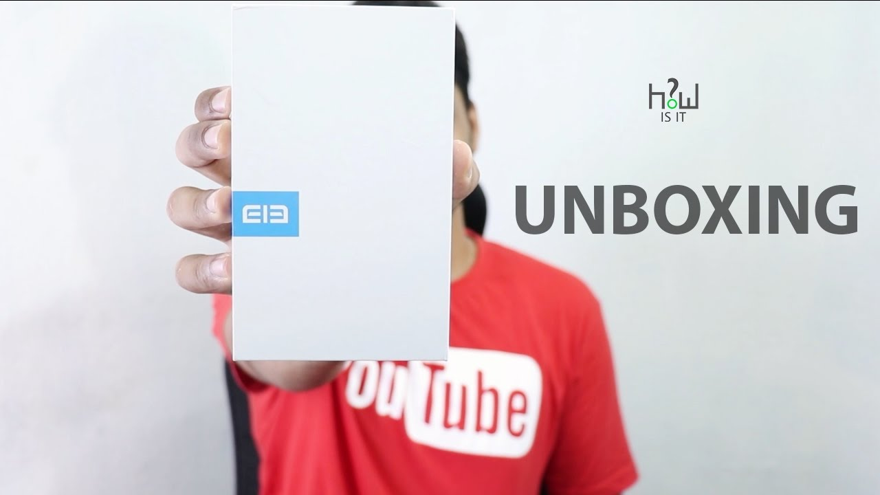 Download Elephone P9000 4GB RAM Unboxing & Overview | HowiSiT