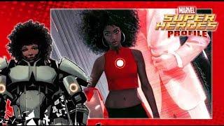 [SHP] 35 Iron Man คนใหม่ Riri Williams สาวน้อยอัจฉริยะ!!