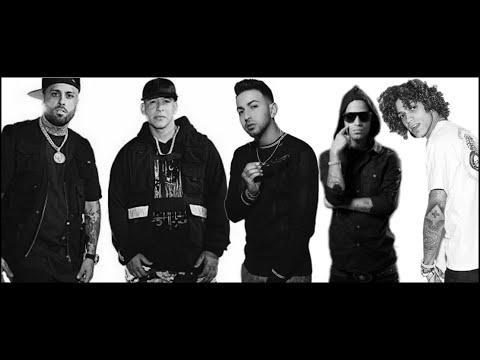 Daddy Yankee, Jon Z, Arcangel, Nicky Jam, JQuiles, Almighty, Bulova -All The Way Up (3vsey Remix) - 3vsey Music
