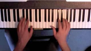 Andante aus der Symphonie mit dem Paukenschlag - Joseph Haydn, easy piano