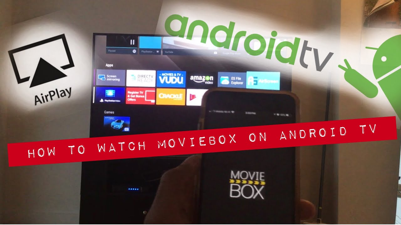 airplay android tv box apk