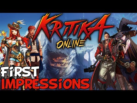 """Kritika Online First Impressions """"Is It Worth Playing?"""""""