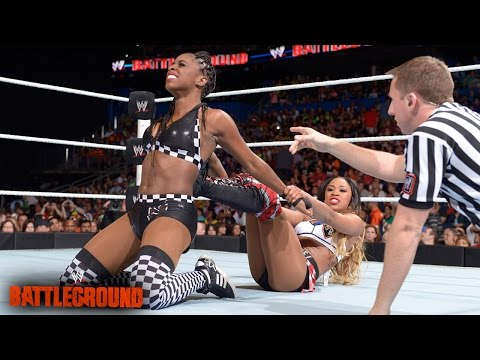 Naomi vs. Cameron: WWE Battleground Kickoff
